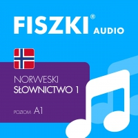 FISZKI audio - j. norweski - Słownictwo 1 - Helena Garczyńska - audiobook