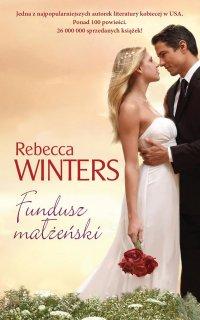 Fundusz małżeński - Rebecca Winters - ebook