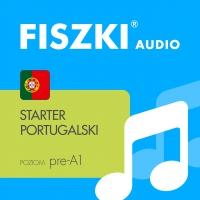FISZKI audio – portugalski – Starter - Kinga Perczyńska - audiobook