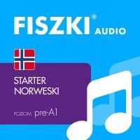FISZKI audio - j. norweski - Starter - Kinga Perczyńska - audiobook