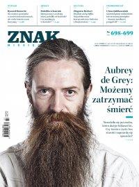 Miesięcznik Znak. Lipiec-Sierpień 2013