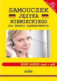Samouczek języka niemieckiego dla średnio zaawansowanych. Kurs audio mp3 + pdf