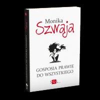 Gosposia prawie do wszystkiego - Monika Szwaja - ebook