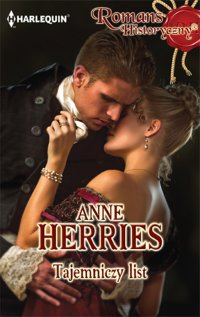 Tajemniczy list - Anne Herries - ebook