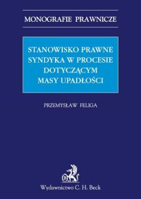 Stanowisko prawne syndyka w procesie dotyczącym masy upadłości