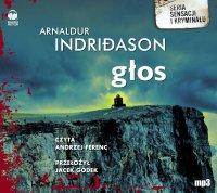 Głos - Arnaldur Indridason - audiobook