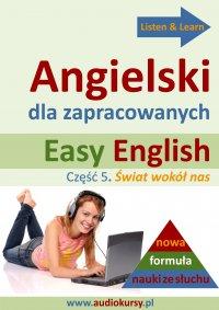Easy English - Angielski dla zapracowanych 5 - Dorota Guzik - audiobook