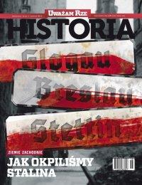 """""""Uważam Rze Historia"""" nr 8/2013"""