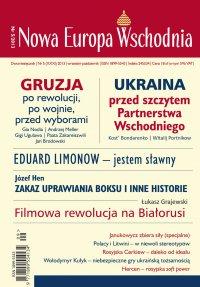 Nowa Europa Wschodnia 5/2013 - Opracowanie zbiorowe - eprasa