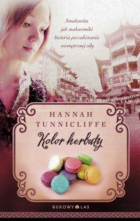 Kolor herbaty - Hannah Tunnicliffe - ebook