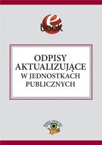 Odpisy aktualizujące w jednostkach publicznych