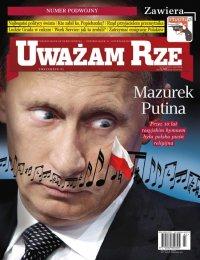 """""""Uważam Rze. Inaczej pisane"""" nr 43-44/2013"""