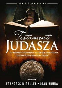 Testament Judasza - Francesc Miralles - ebook