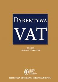 Dyrektywa VAT