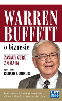 Warren Buffet o biznesie - Richard J. Connors - ebook
