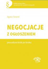 Negocjacje z ogłoszeniem - procedura krok po kroku