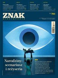 Miesięcznik Znak. Grudzień 2013