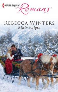 Białe święta - Rebecca Winters - ebook