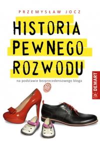 Historia pewnego rozwodu - Przemysław Jocz - ebook
