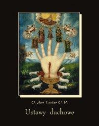 Ustawy duchowe - Jan Tauler - ebook