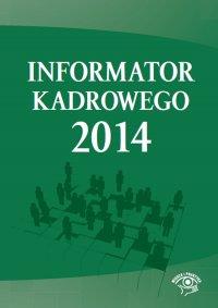 Informator kadrowego 2014