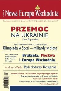 Nowa Europa Wschodnia 1/2014 - Opracowanie zbiorowe - eprasa