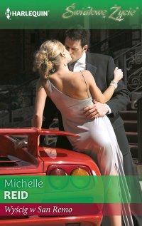 Wyścig w San Remo - Michelle Reid - ebook