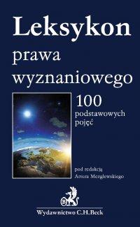 Leksykon prawa wyznaniowego - Artur Mezglewski - ebook
