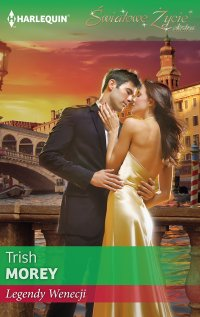 Legendy Wenecji - Trish Morey - ebook