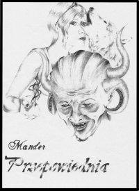 Przepowiednia - Mander - ebook