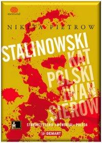 Stalinowski kat Polski. Iwan Sierow - Nikita Pietrow - ebook