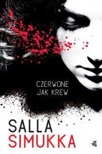 Czerwone jak krew - Salla Simukka - ebook