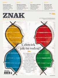 Miesięcznik Znak. Marzec 2014