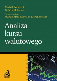 Analiza kursu walutowego - Wanda Marcinkowska-Lewandowska - ebook