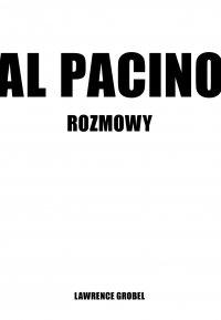 Al Pacino. O sobie samym - Lawrence Grobel - ebook