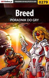 """Breed - poradnik do gry - Borys """"Shuck"""" Zajączkowski - ebook"""