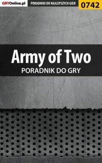 Army of Two - poradnik do gry - Maciej Jałowiec - ebook