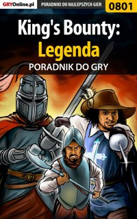 King's Bounty: Legenda - poradnik do gry - Krystian Smoszna - ebook