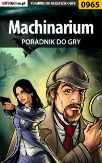 Machinarium - poradnik do gry - Terrag - ebook