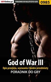 God of War III - opis przejścia, wyzwania, boskie przedmioty