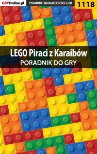 LEGO Piraci z Karaibów - poradnik do gry - Szymon Liebert - ebook