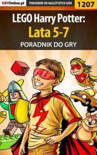 """LEGO Harry Potter: Lata 5-7 - poradnik do gry - Mateusz """"Qzik"""" Kuźniar - ebook"""