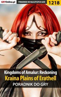 "Kingdoms of Amalur: Reckoning - kraina Plains of Erathell - poradnik do gry - Michał ""Kwiść"" Chwistek - ebook"