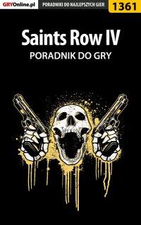 "Saints Row IV - poradnik do gry - Bartek ""Snek"" Duk - ebook"