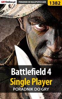 """Battlefield 4 - poradnik do gry - Bartek """"Snek"""" Duk - ebook"""