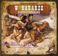 W Hararze. Rapier i Tomahawk - Karol May - audiobook