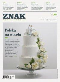 Miesięcznik Znak. Kwiecień 2014