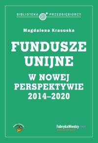 Fundusze unijne w nowej perspektywie