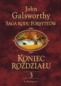 Saga Rodu Forsyte'ów. Koniec rozdziału 3. Za rzeką