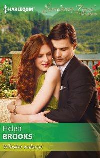 Włoskie wakacje - Helen Brooks - ebook